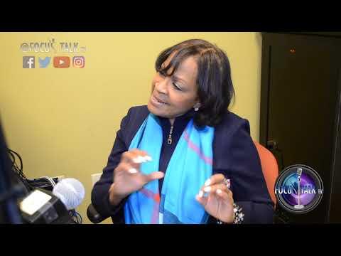 Dennis Snipe Interviews Dr  Denise Campbell