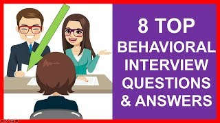 Download lagu 8 TOP BEHAVIORAL INTERVIEW Questions and Answers! (PASS)