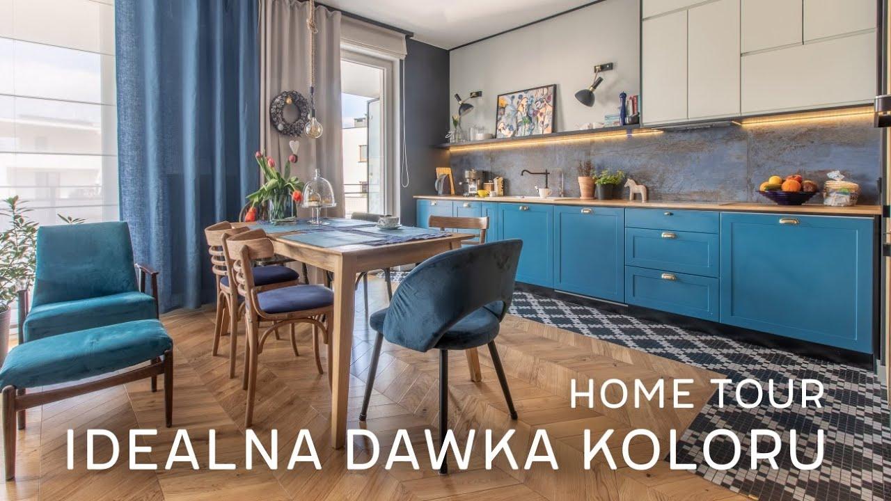 Mieszkanie zaprojektowane po mistrzowsku | HOME TOUR