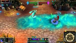 Haunting Nocturne League of Legends Skin Spotlight