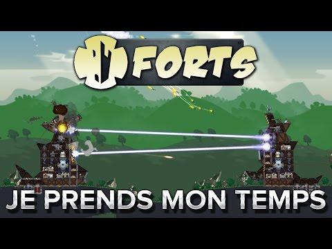 Forts #3 : JE PRENDS MON TEMPS