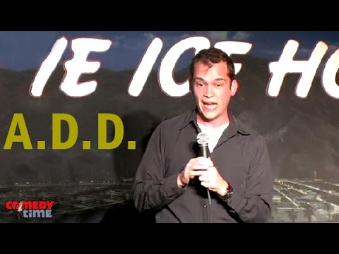 Comedy Time - Andy Peters: A.D.D.