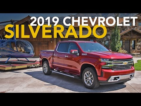 2019 Chevrolet Silverado Review - First Drive