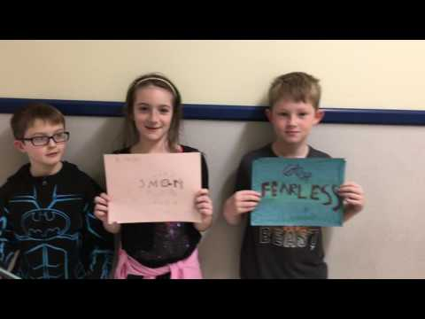 Center Drive School 'One Word' Challenge