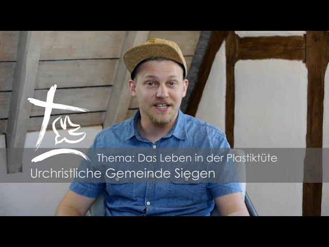 UGS - Predigt vom 10.05.2020 - Björn Edelmann