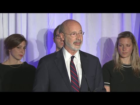 Midterm Elections: Democrat Tom Wolf Wins Re-Election For Governor In Pennsylvania