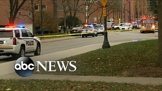 Timeline: Suspect Drives Into Crowd, Stabs People at Ohio State University
