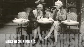 20 and 20s Music: Roaring 20s Music and Songs Playlist (2 Hours Vintage 20s Music)
