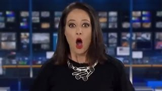 News Anchor Fired After Being Caught On Live TV Daydreaming