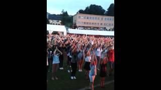 27/07/2016 - Młodzież wielbi Boga tańcem cz. I