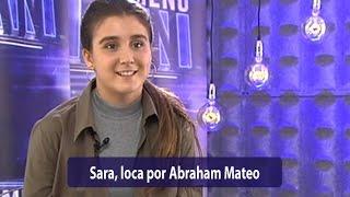 Fenómeno Fan (T2) | Sara nos canta 'Girlfriend'