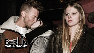 Connor küsst Lara 💋 Toni sieht zu! 😯 #2133 | Berlin - Tag & Nacht