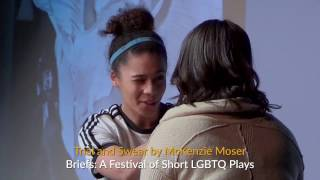 Briefs at That Uppity Theatre Company & Vital VOICE Magazine (Two on the Aisle Review)