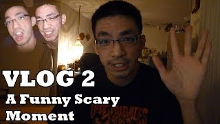 KyrX Vlog 2: Ever have a funny scary moment?