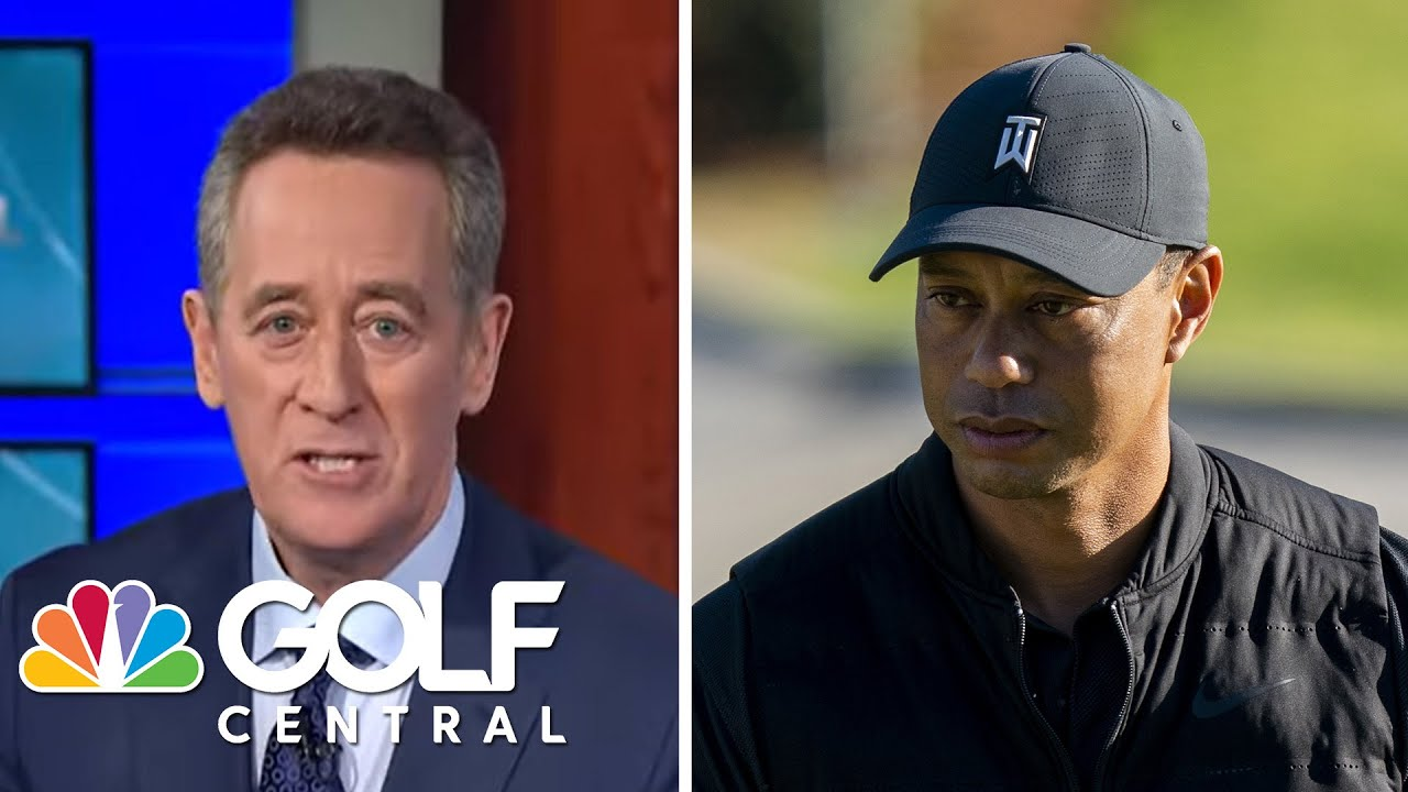 LASD gives update on Tiger Woods after accident; players show support | Golf Central | Golf Channel