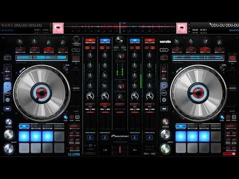 Blackpink - Du Du Du Remix   Virtual DJ 8   Pioneer DDJ SX2
