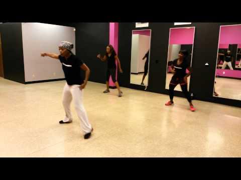 """WORK"" Lil Jon Choreo- by Elisha Zuniga (Zumba Routine)"