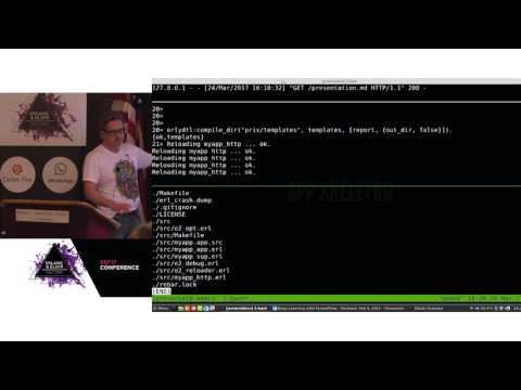 Building A Web App In Erlang - Yes You Heard Me Right I Said Erlang Not Elixir - Garrett Smith