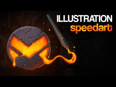 2015 Logo Revamp Illustration (Speedart)