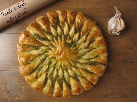 recette-de-tarte-soleil-ail-persil