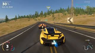 The Crew 2 - Fully Upgraded 314mph Mclaren P1 Race Gameplay + Perfect Tuning