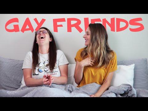 Gay Friends Vs Straight Friends - Pillow Talk