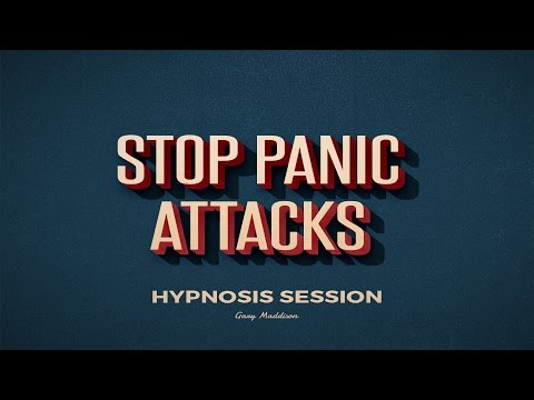 Stop Panic Attacks Hypnosis Session