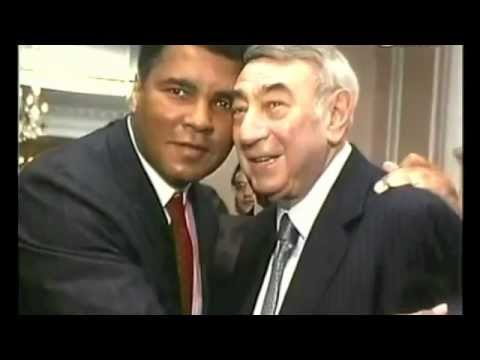Howard Cosell Amp His Relationship With Muhammad Ali YouTube