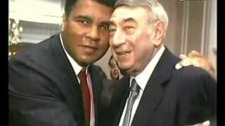Howard Cosell & his Relationship with Muhammad Ali