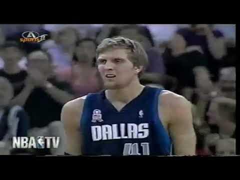 2002 NBA playoffs wcsf game 5 Dallas Mavericks-Sacramento Kings