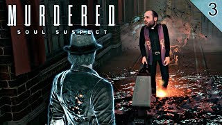 Murdered Soul Suspect #3 | LA IGLESIA | Gameplay Español