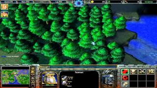 Warcraft 3 RoC - Human Campaign Mission 3: Ravages of the Plague