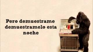 Show Me - Bruno Mars Subtitulada al español