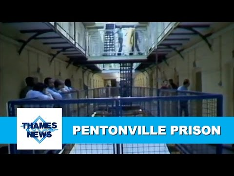 Life Inside Pentonville Prison | Reports and Stock Footage | Thames News