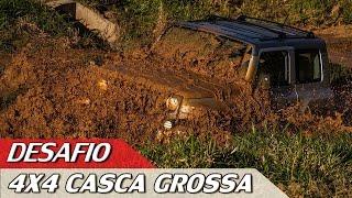 LADA NIVA X RANGE ROVER VOGUE X TROLLER T4 – DESAFIO CASCA GROSSA – PT 1 – ESPECIAL #80 | ACELERADOS