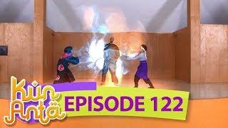 HHHIIIIAAATT....! Duel Maut Haikal Itachi VS Sobri Sasuke Kembali Terjadi - Kun Anta Eps 122