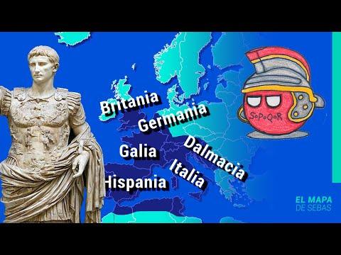 🌏🌏¿qué-provincias-del-imperio-romano-correspondieron-a-los-paÍses-actuales-(en-europa)?-🌏🌏