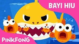 Baby Shark dalam Bahasa Indonesia | Lagu Pinkfong Baby Shark dari BabySharkChallenge |  Pinkfong