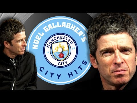 EXCLUSIVE: NOEL GALLAGHER PICKS CITY TUNES
