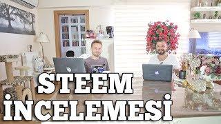 Steem İncelemesi ; Steemit Nedir ?