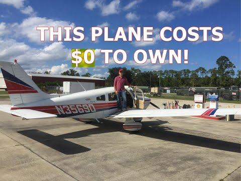 How to Own Your Plane for FREE!