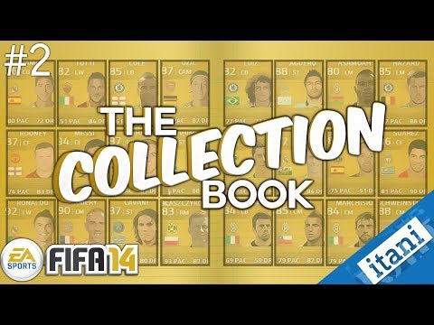 fifa-14-collection-book-pack-opening-ultimate-team-episode-2
