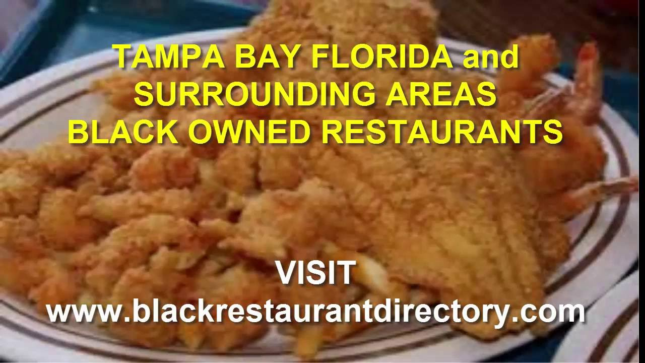 Black Owned Soul Food Restaurants In Or Near Tampa Florida