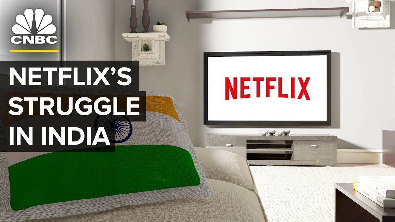 Why Netflix Is Struggling In India