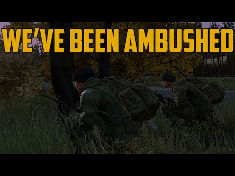 WE'VE BEEN AMBUSHED! (DayZ Standalone) - GoldGloveTV  - BO0RgcgI3Qc -