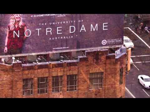 The University of Notre Dame Australia - Sydney Campus