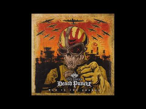 Five Finger Death PunchWar is the answer Full album