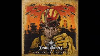 Five Finger Death Punch   War is the answer Full album