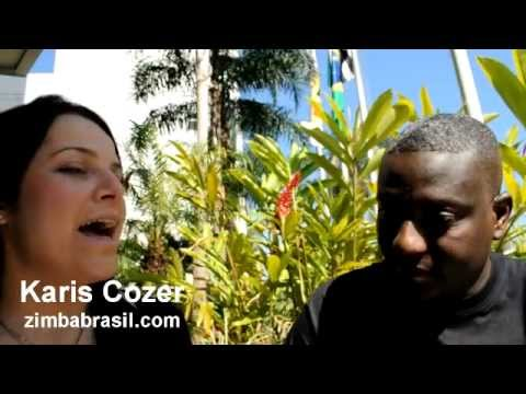Interview - Sugar Chagonda - Zimbabwe Tourism Authority