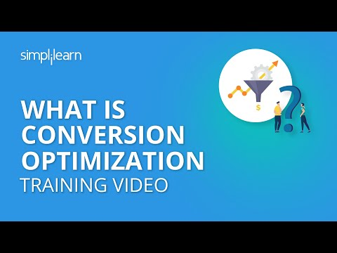 What is Conversion Optimization | Conversion Optimization Training Video